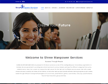 Shree Manpower Services